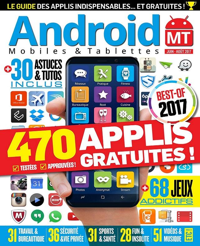 télécharger Android Mobiles et Tablettes N°37 - Juin-Aout 2017