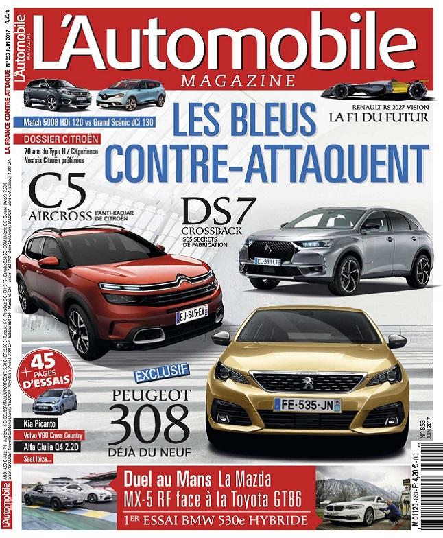 télécharger L'Automobile Magazine N°853 - Juin 2017