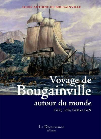 Louis-Antoine de Bougainville - Voyage de Bougainville autour du monde