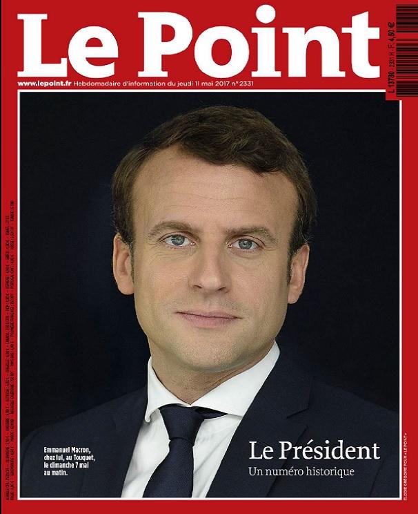télécharger Le Point N°2331 Du 11 Mai 2017