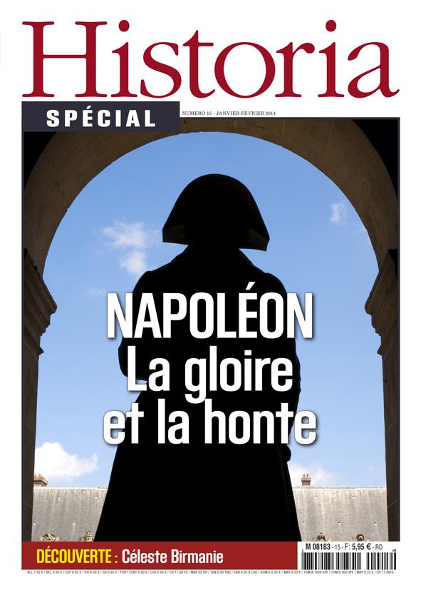 Historia Special N°15 - Napoléon : la gloire et la honte sur Bookys