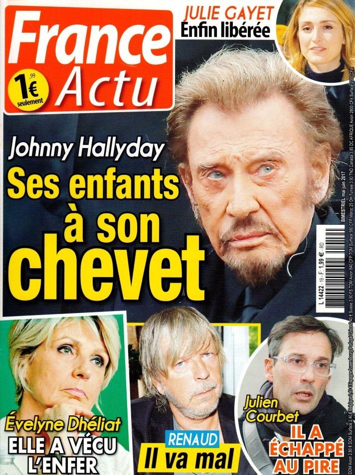 JOHNNY ET LA PRESSE (2) - Page 6 170510031303704666