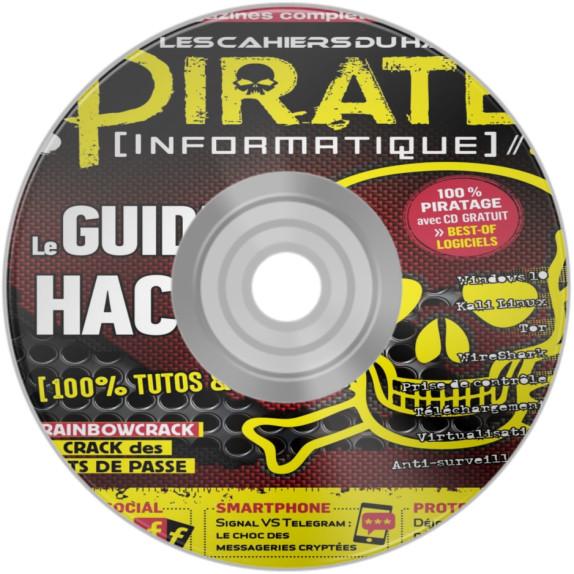 télécharger CD Pirate Informatique N°31 - 2017