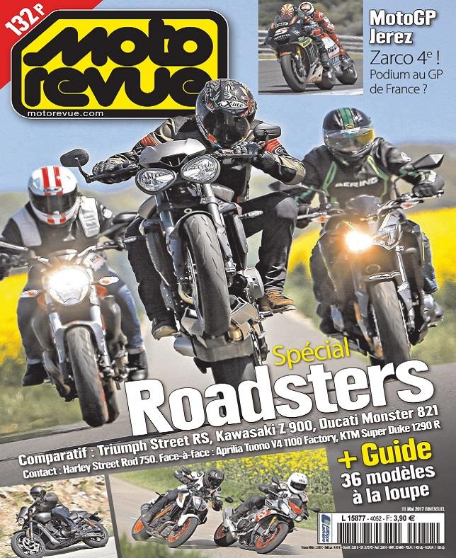 télécharger Moto Revue N°4052 Du 11 Mai 2017
