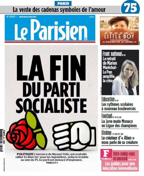 télécharger Le Parisien Du Mercredi 10 Mai 2017