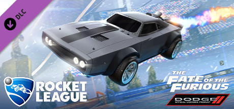 Rocket League The Fate of the Furious Update v1.34-PLAZA