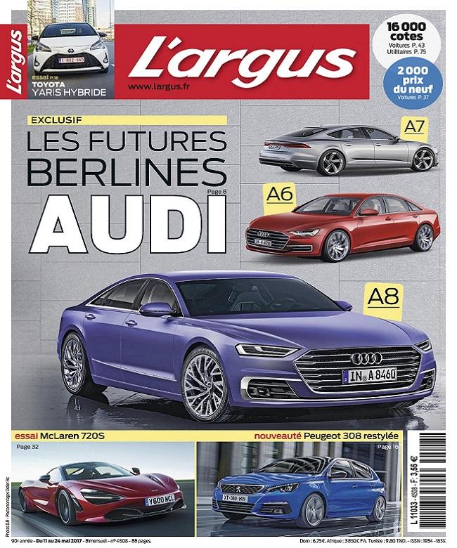 télécharger L'Argus N°4508 Du 11 au 24 Mai 2017