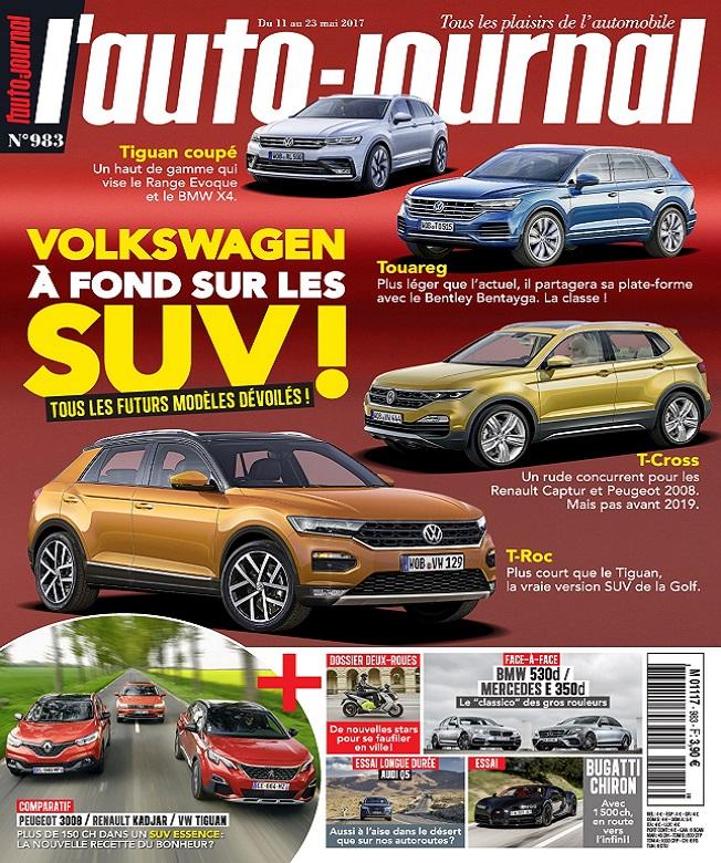 télécharger L'Auto-Journal N°983 Du 11 au 23 Mai 2017