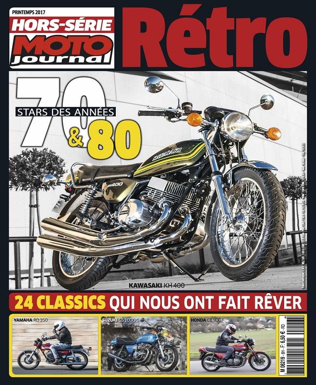télécharger Moto Journal Hors Série N°2962 - Printemps 2017