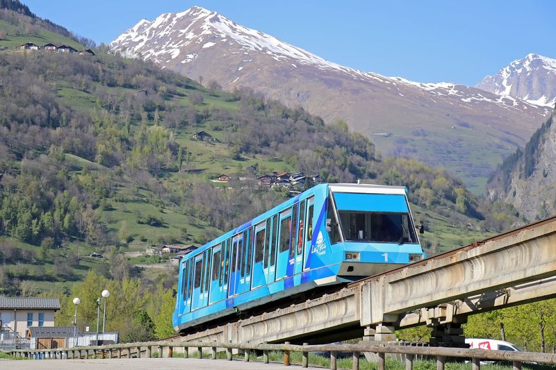 F FUNICULAIRE  ARCS'EXPRESS BOURG-ST-MAURICE (3)