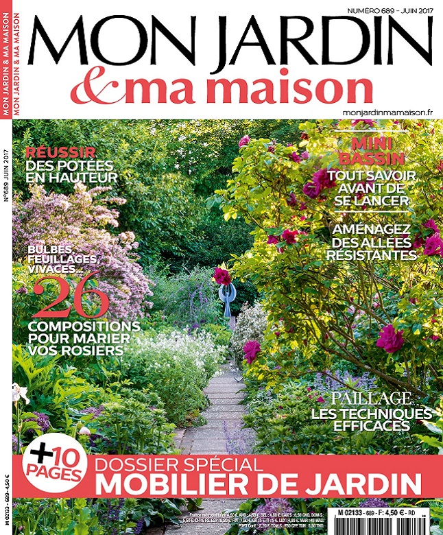 télécharger Mon Jardin et Ma Maison N°689 - Juin 2017