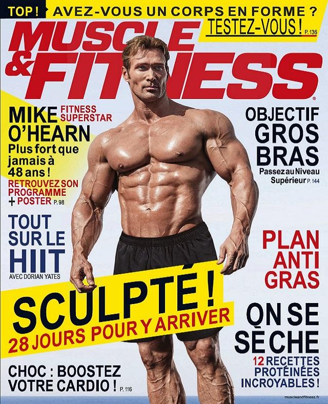 télécharger Muscle et Fitness N°356 - Juin 2017