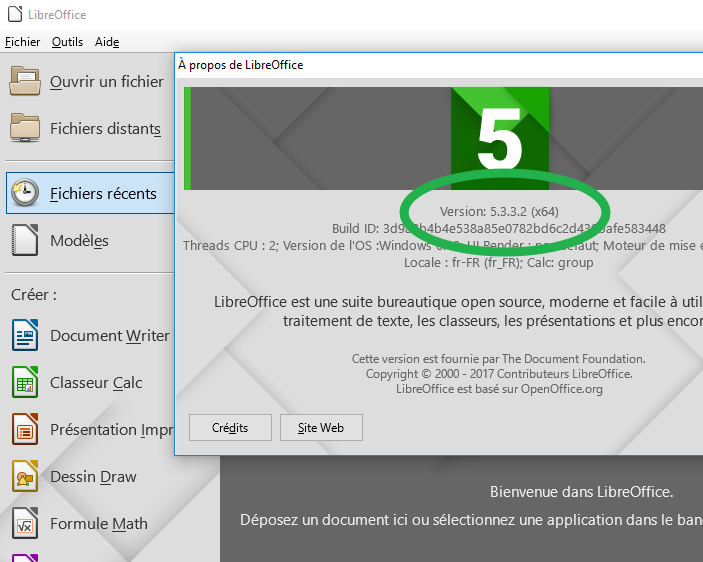 D tails du torrent libreoffice 5 3 3 2 evolution stable x86 x64 walibi2016 t411 - Office mac french torrent ...
