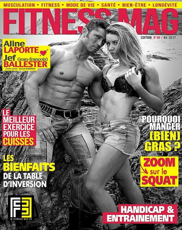 Fitness Mag N°48 - Mai 2017