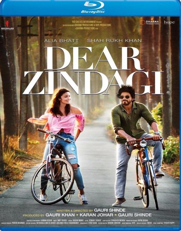Dear Zindagi (2016) poster image