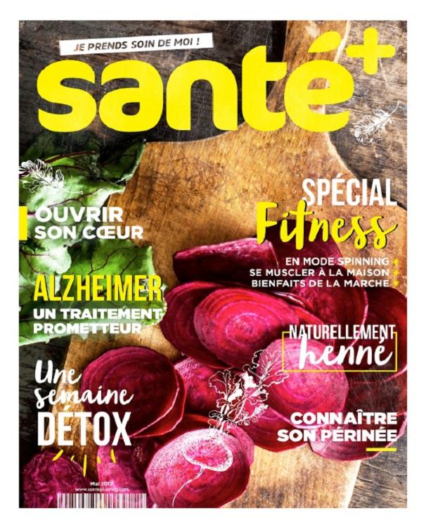 télécharger Santé+ N°56 - Mai 2017