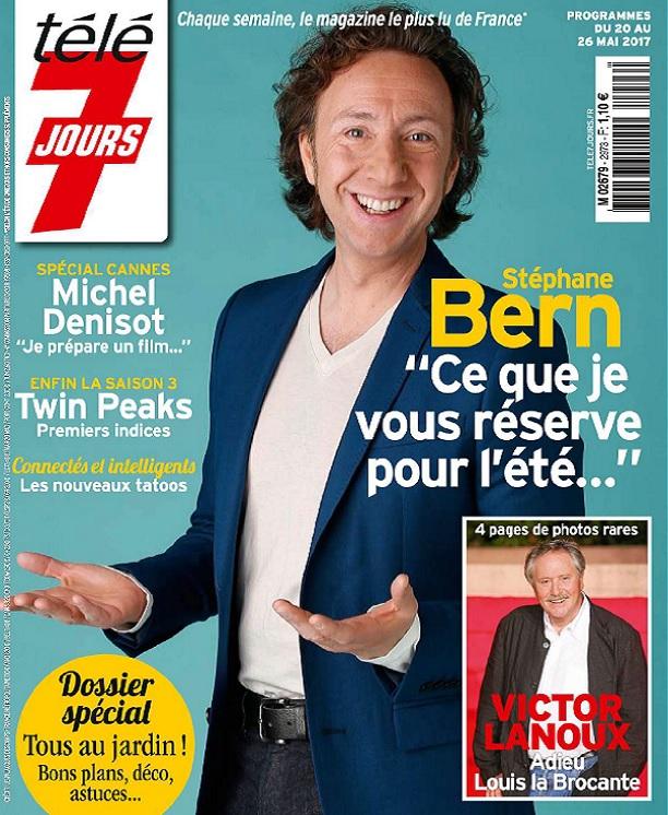 télécharger Télé 7 Jours N°2973 Du 20 au 26 Mai 2017