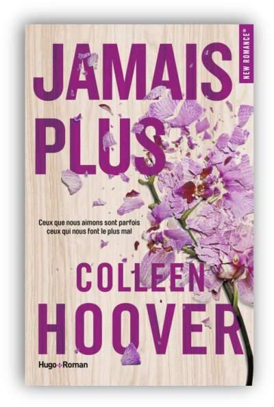 télécharger Jamais plus de Colleen Hoover 2017
