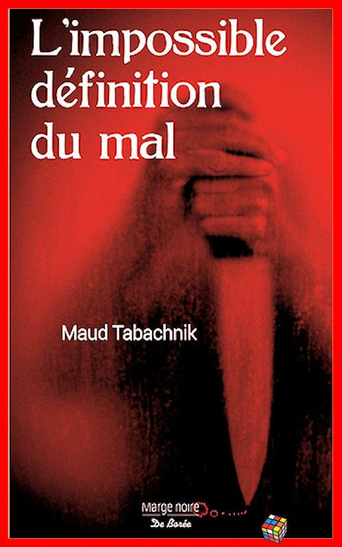 télécharger Maud Tabachnik (2017) - L'impossible définition du mal
