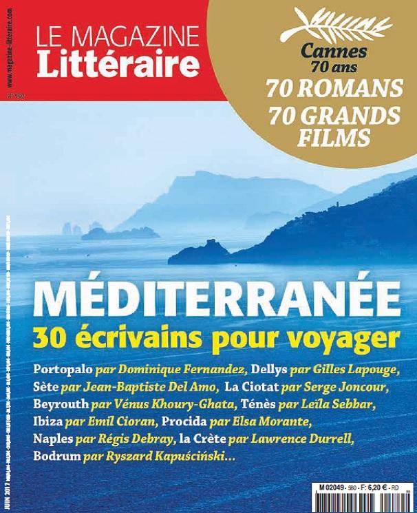 télécharger Le Magazine Littéraire N°580 - Juin 2017