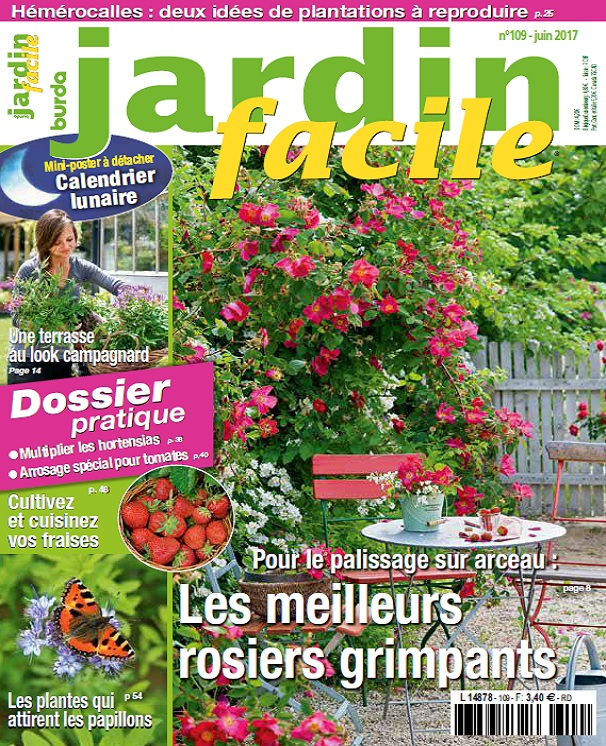 télécharger Jardin Facile N°109 - Juin 2017