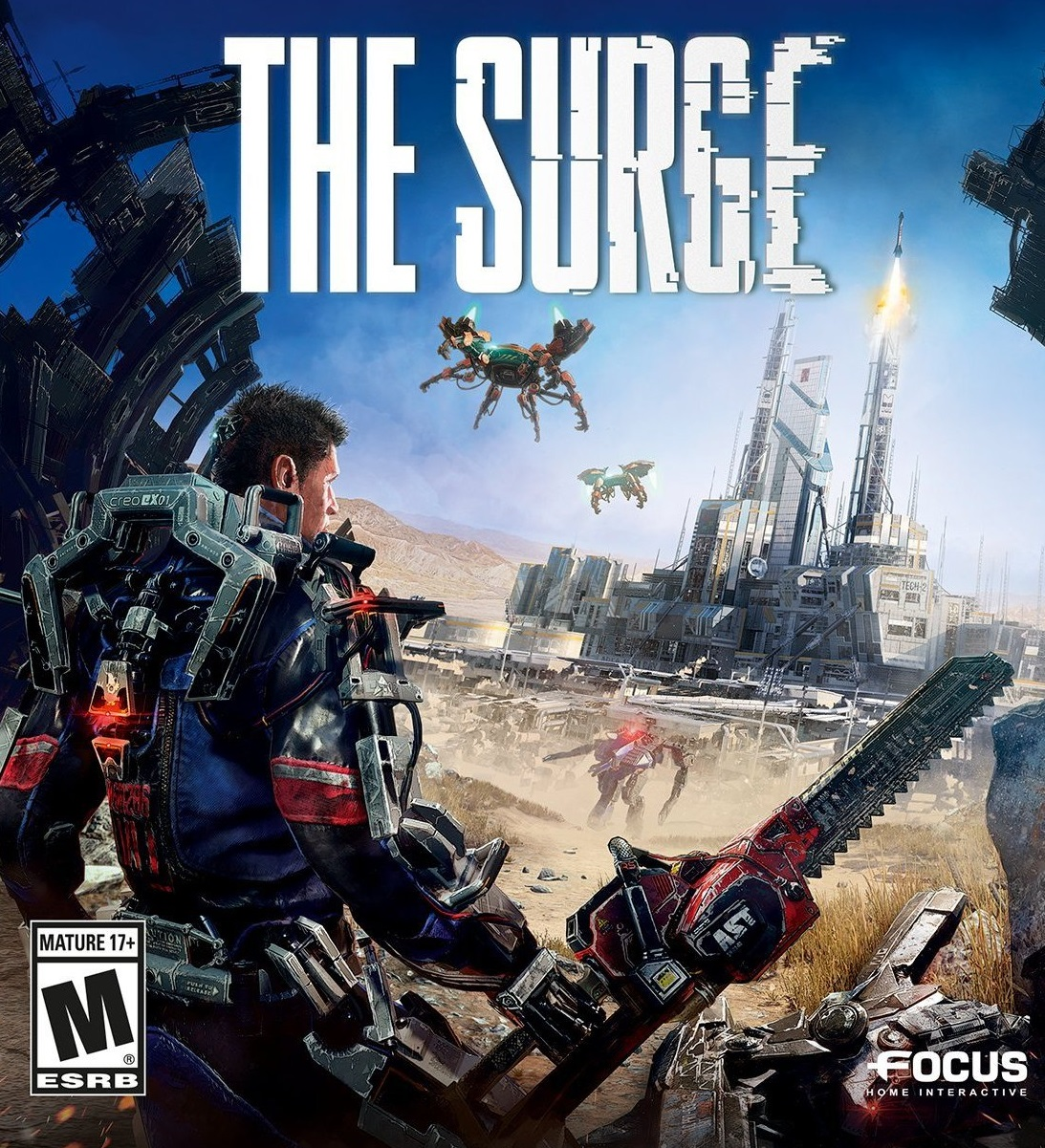Poster for The Surge