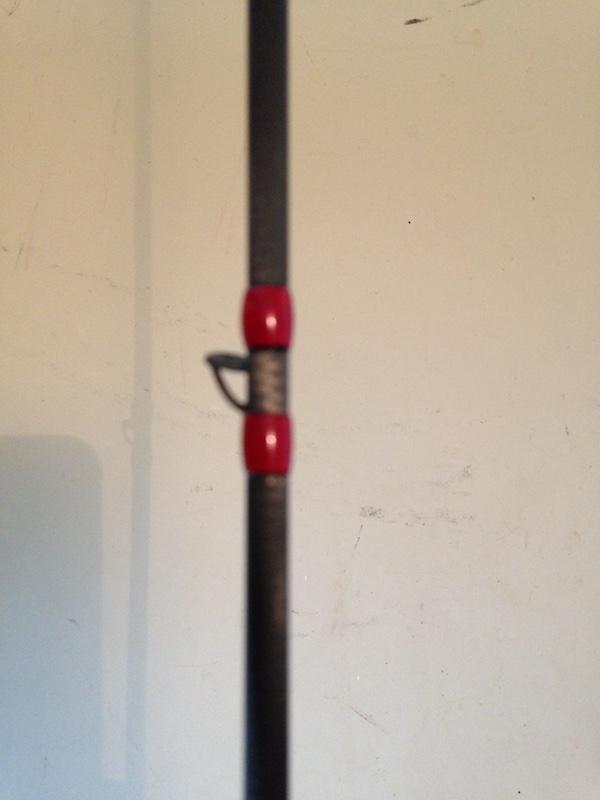 Montage canne pêche en vertical NFC 606 SM 170517071754747064