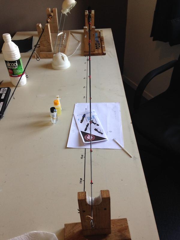 Montage canne pêche en vertical NFC 606 SM 170517071756933965
