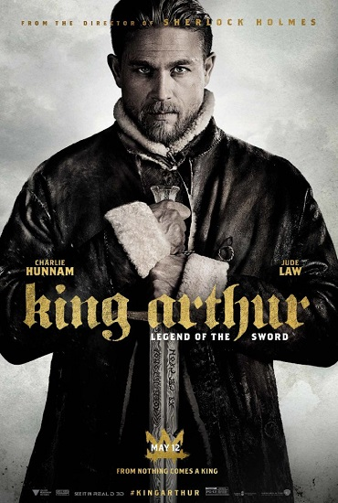 Król Artur: Legenda miecza / King Arthur: Legend of the Sword (2017) PL.480p.BDRip.XViD.AC3-MORS [Lektor PL]