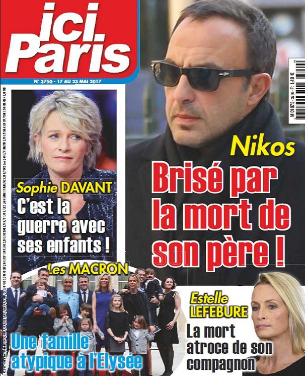 télécharger Ici Paris N°3750 Du 17 Au 23 Mai 2017