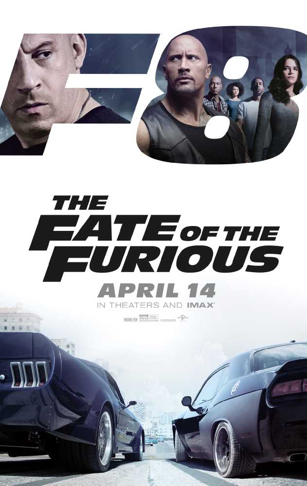 The Fate of the Furious (2017) poster image