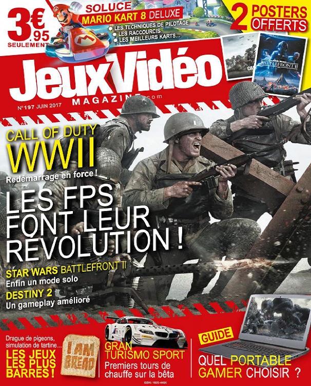 télécharger Jeux Vidéo Magazine N°197 - Juin 2017