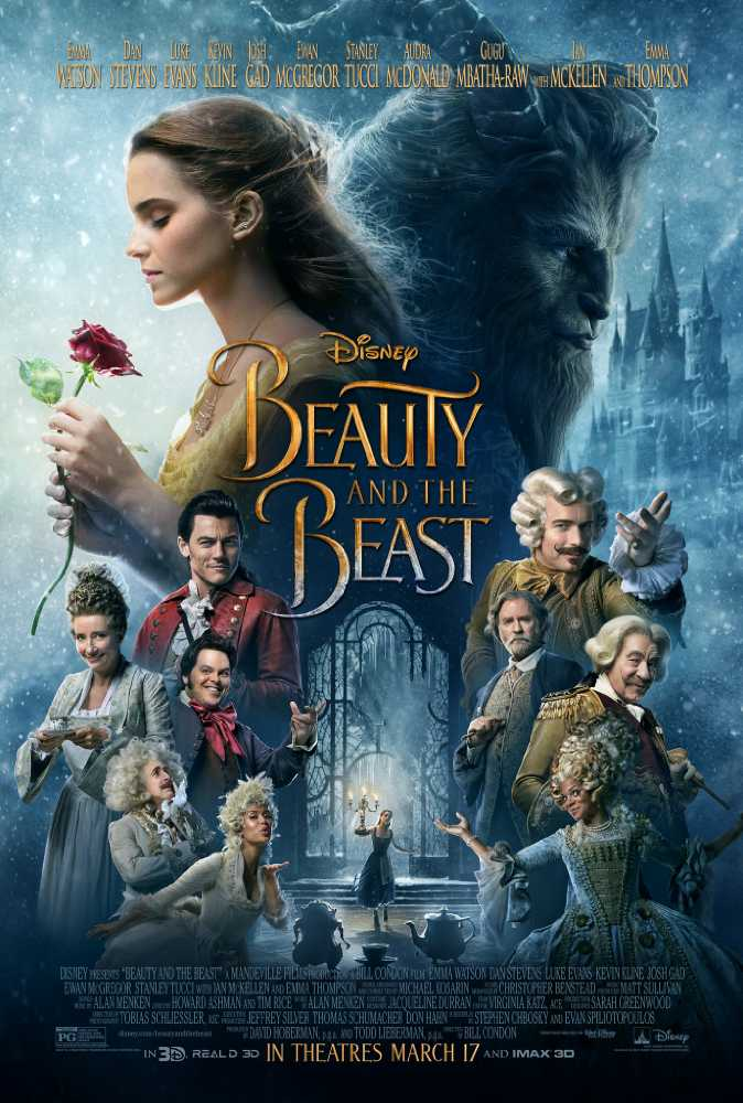 Beauty and the Beast (2017) poster image