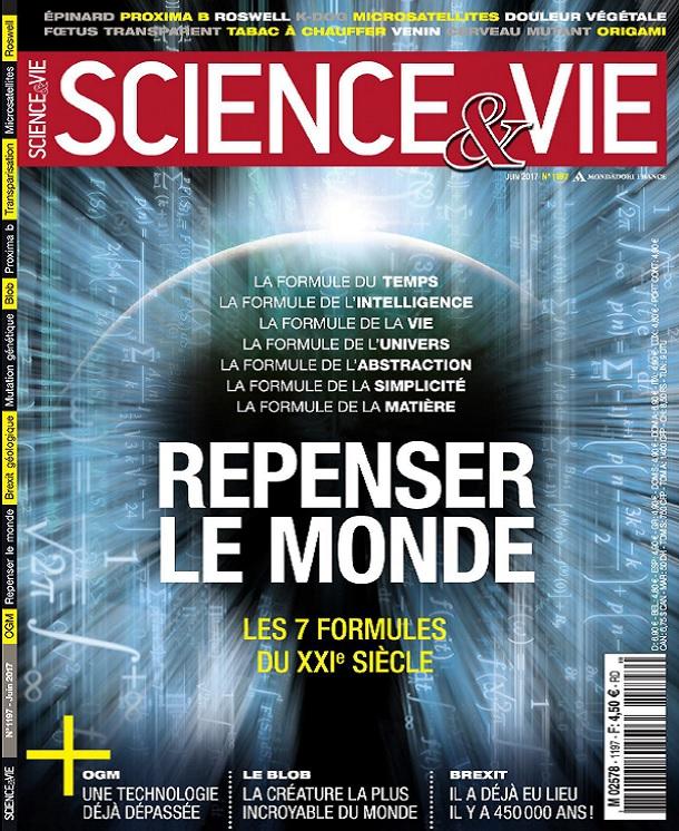 Science et Vie N°1197 - Juin 2017