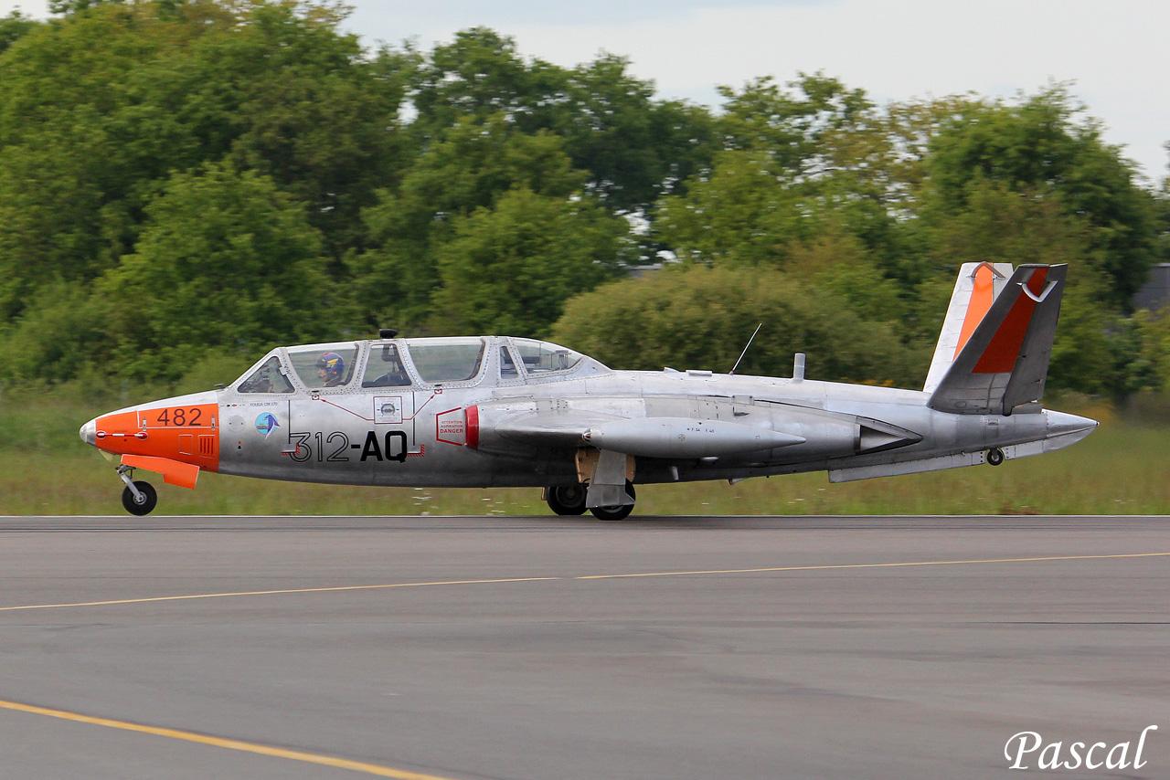 Coupe GIFAS 2017 - Fouga N° 482 du musée aéronautique de Bretagne 170518103512176257