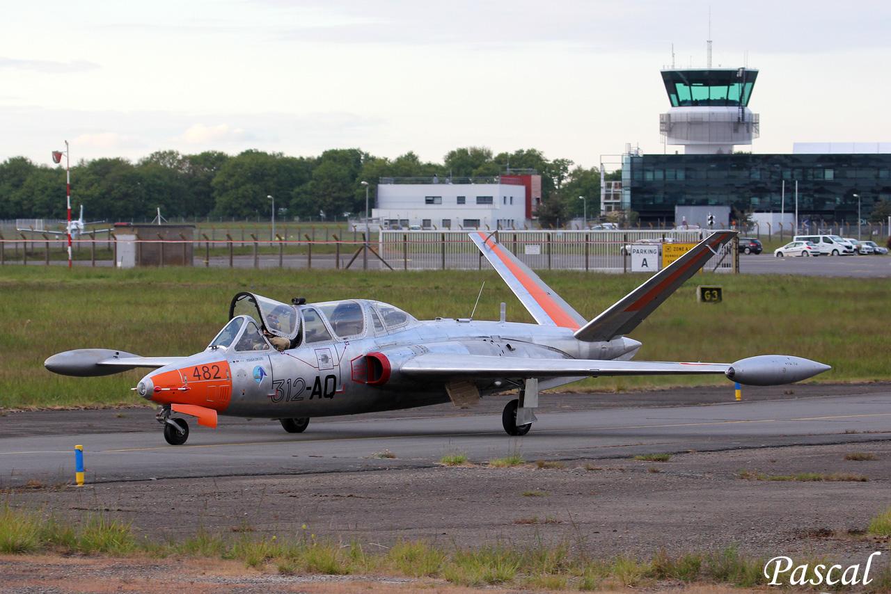 Coupe GIFAS 2017 - Fouga N° 482 du musée aéronautique de Bretagne 170518103714284659