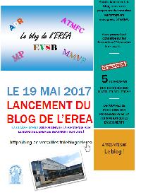 flyer lancement blog
