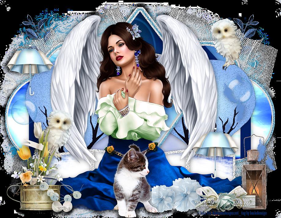 tut perso elegant angel