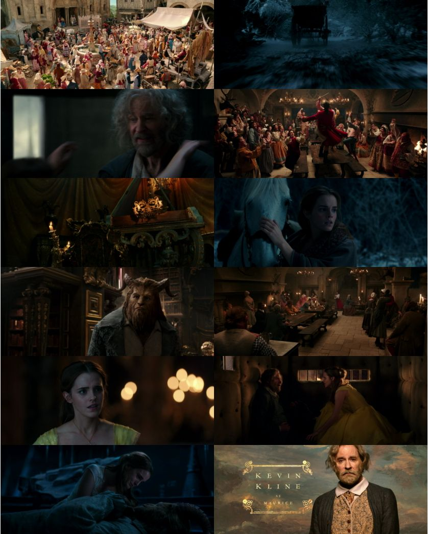 Beauty And The Beast Imdb: Beauty.and.the.Beast.2017.1080p.BluRay.x264-SPARKS