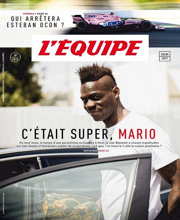 télécharger L'Equipe Magazine N°1818 Du 20 Mai 2017