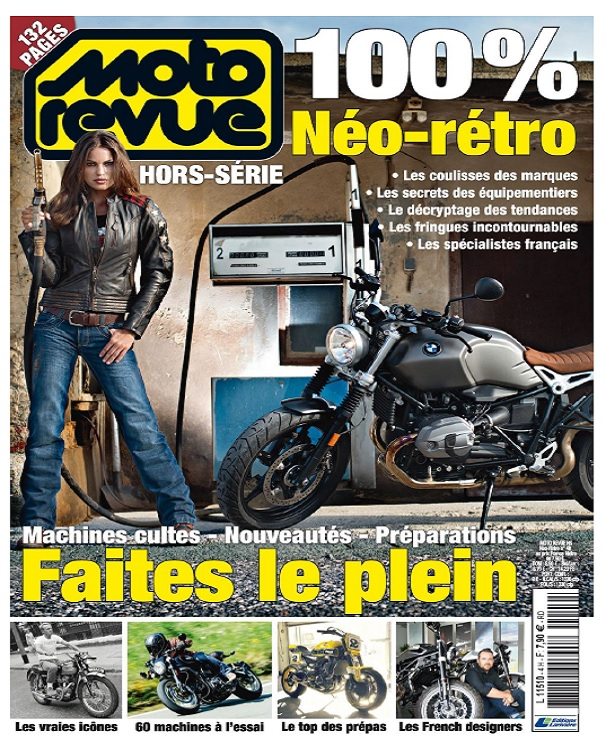 télécharger Moto Revue Hors Série N°44 - Néo-Rétro 2017