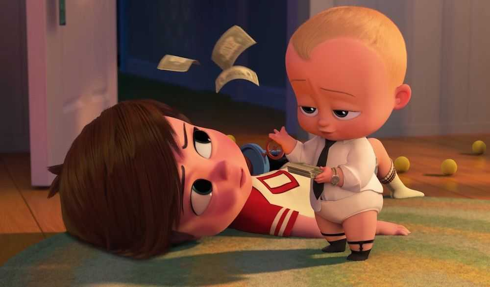 The Boss Baby (2017) image