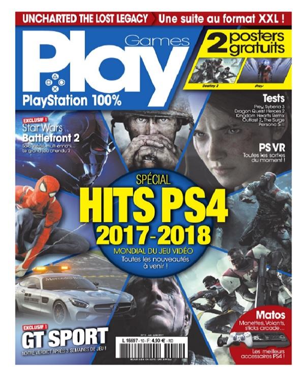 télécharger Play Games N°10 - Juin-Juillet 2017