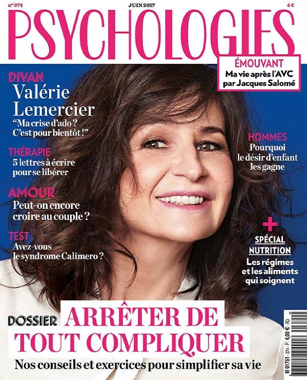 télécharger Psychologies Magazine N°374 - Juin 2017