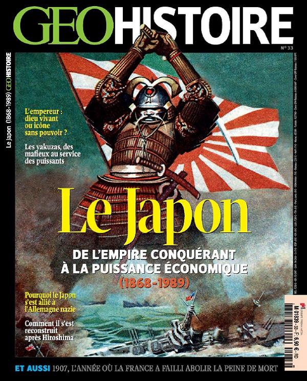 télécharger Geo Histoire N°33 - Juin 2017