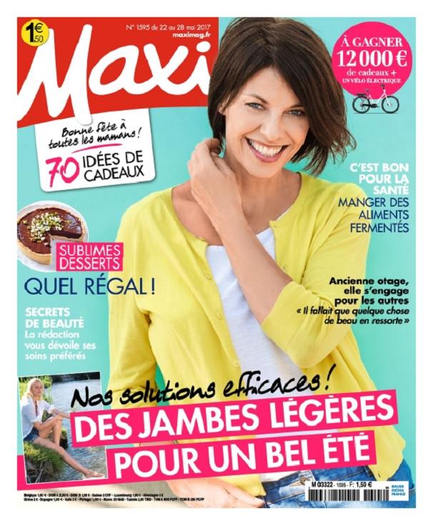 télécharger Maxi N°1595 Du 22 au 28 Mai 2017