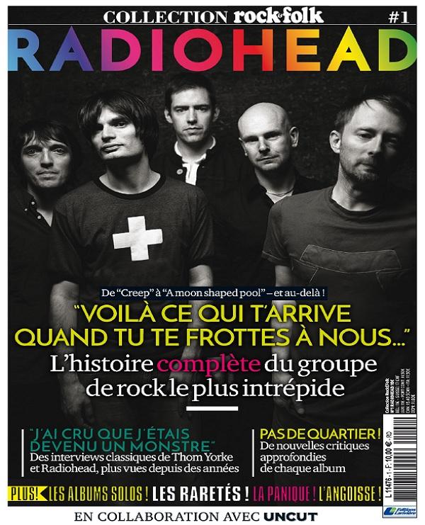 télécharger Rock et Folk N°1 - Radiohead 2017