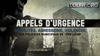 Appels d'urgence Police Municipale de Colombes HDTV 720p