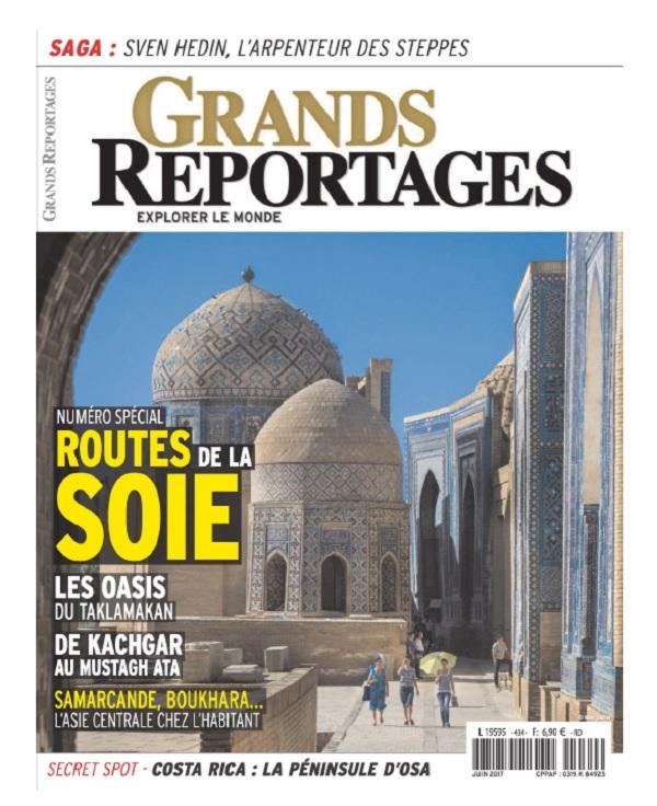 télécharger Grands Reportages N°434 - Juin 2017