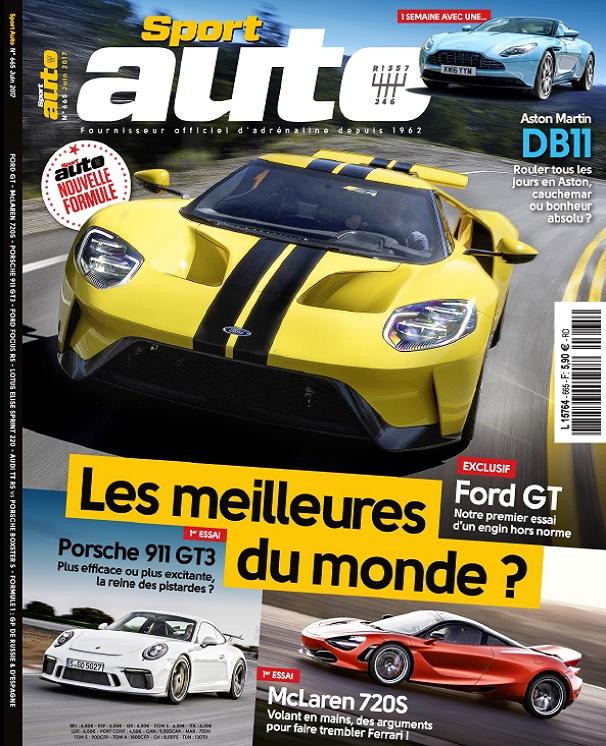 télécharger Sport Auto N°665 - Juin 2017